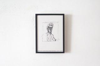 Alberto Giacometti / Self Portrait �