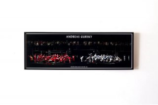 Andreas Gursky / F1 Boxenstopp I, 2007