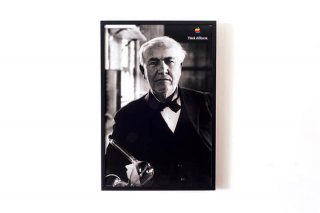 Apple Think Different -  Thomas Alva Edison -
