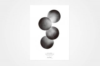 """Anne Nowak / """"Four Moons"""" POSTER_A3"""