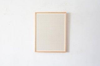 Kayrock / Graph Paper - Black Bisected Hexagon - 2015