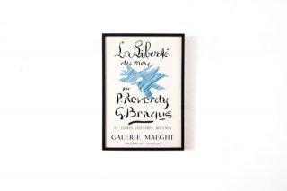 Georges Braque / La Liberté des Mers.