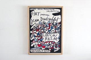 Jean Dubuffet / FIAT presenta Jean Dubuffet 1978