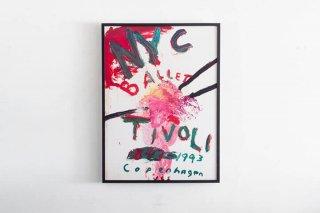 Julian Schnabel / New York City Ballet in Tivoli 1993