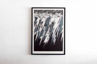 "Julien Colombier , 2013  ""THUNDERCLOUDS"""