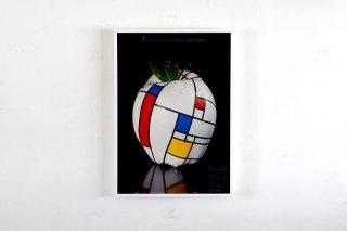 Zanders  - motif after Mondrian -