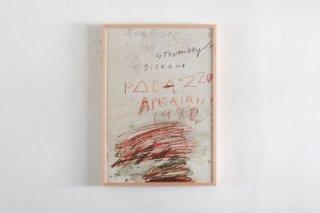 Cy Twombly / Palazzo Ancaiani   -1980-