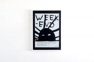 "David Shrigley /  ""Weekend"" Köln  2012"