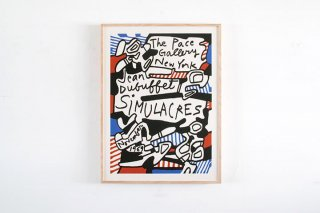 Jean Dubuffet / Pace Gallery 1969
