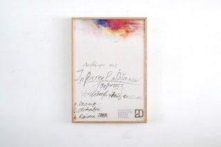 Arnulf Rainer  / Museum des 20.Jahrhunderts  1971