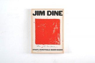 Jim Dine /  Kunsthalle Baden-Baden - 1971 -