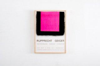 Rupprecht Geiger / Galerie Nächst St. Stephan Wien 1965
