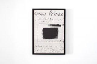 Arnulf Rainer / Kunstraum München 1974