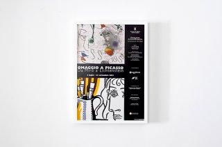 Roy Lichitenstein & Miro / Homage to Pablo Picasso