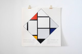Piet Mondrian / National Gallery 1995