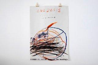 Cy Twombly / Galerie Greve Köln 1984