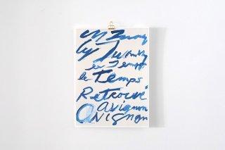 """Cy Twombly / """"Le temps retrouvé"""" Avignon 2011"""