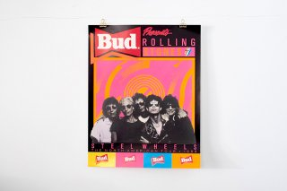 THE ROLLING STONES �Budweiser Tour 1989�