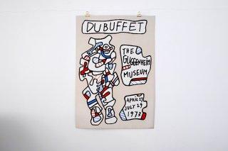 Jean Dubuffet / Guggenheim Museum - 1973 -