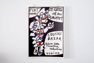 Jean Dubuffet / FIAT presenta Jean Dubuffet Torino - 1978 -