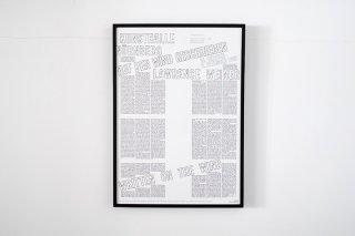 Lawrence Weiner / Kunsthalle Nürnberg - 1998 -