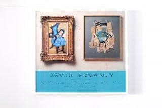 DAVID HOCKNEY / The Metropolitan Museum 1988