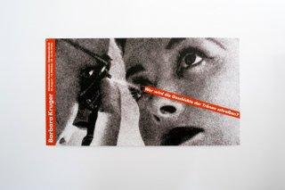 Barbara Kruger / Kölnischer Kunstverein 1990