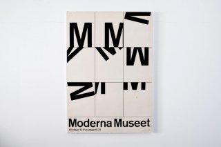 John Melin & Anders Österlin / Moderna Museet 1962
