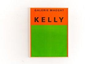 Ellsworth Kelly / Orange et Vert 1954