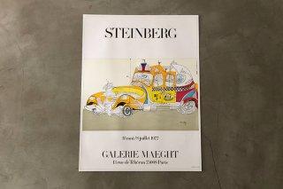 Saul Steinberg / Galerie Magert 1977