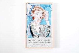 David Hockney /  Galerie Claude Bernard 1986
