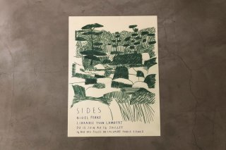Nigel Peak / Librairie Yvon Lambert 2018