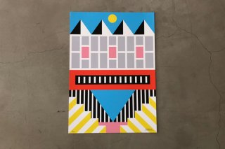 Benjamin Craven × Hayward Face Print