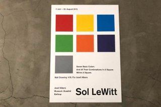 Sol LeWitt / Josef Albers Museum Quadrat Bottrop - 2015 -