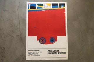 Allen Jones / Kölnischer Kunstverein 1970