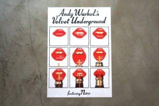 Andy Warhol's Velvet Undreground featuring Nico