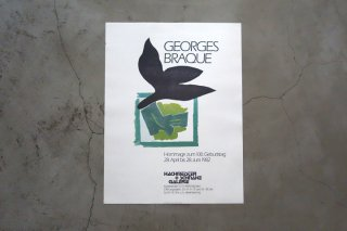 Geores Braques / Hachmeister + SchnakeGalerie 1982