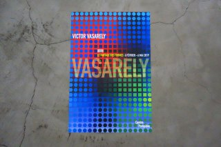 Victor Vasarely / Centre Pompidou 2019
