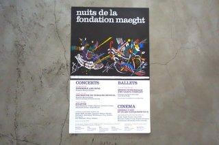 Wassili Kandinsky / Nuits de la Fondation Maeght