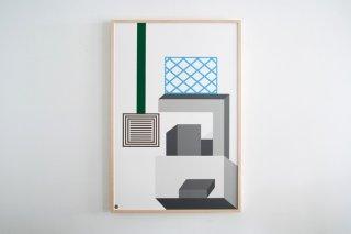Nathalie du Pasquier / MOUSE , 2019