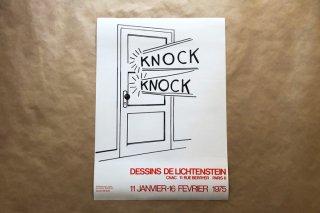Roy Lichtenstein / Centre National d'Art Contemporain Paris 1975