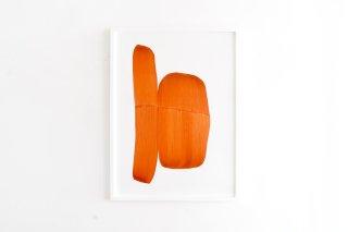 Ronan Bouroullec Drawings Poster / ORANGE