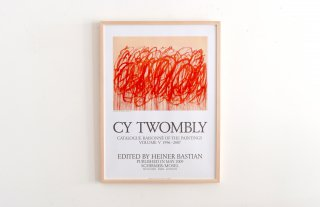 Cy Twombly  / Catalogue Raisonné of the Paintings Vol.V