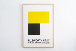 Ellsworth Kelly / Staatliche Kunsthalle Baden-Baden 1980