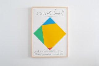 Max Bill - Galerie Denise René / Hans Mayer 1982