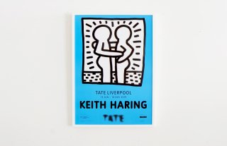 Keith Haring / TATE LIVERPOOL 2019 - Blue -