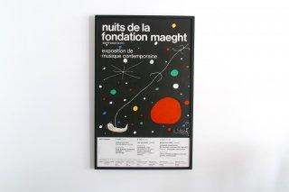 Nuits de la Fondation Meght / Joan Miró