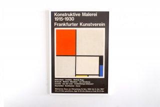 Piet Mondrian / Frankfurter Kunstverein 1966