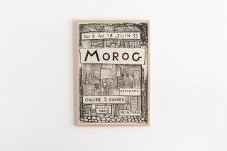Denis Morog / Galerie Sabine Badinier 1955
