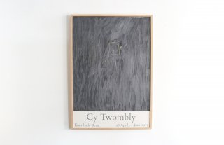 Cy Twombly / Kunsthalle Bern 1973